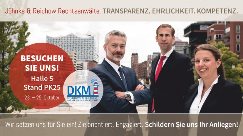 Jöhnke & Reichow DKM 2018